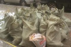 Вывоз строительного мусора в мешках